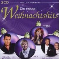 DIE NEUEN WEIHNACHTS HITS MIT ANDREA BERG UVM. 2 CD NEU