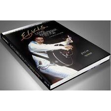 ELVIS PRESLEY - ELVIS, LOVE AMERICAN STYLE - book + cd - SOUNDBOARD RARE Sealed