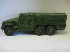 Vintage Dinky Toys #677 Armoured Command Vehicle - 1950's Edition - Made In Eng.