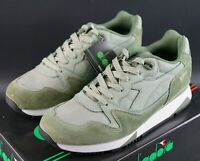 DIADORA V7000 ITALIA TRAINERS SIZE UK 8 EU 42 OG DS PATTA FIEG MEN
