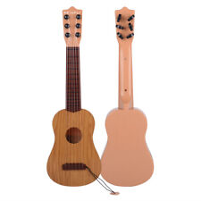 Toy Guitar for Kids Toddler, 6 String Educational Musical Instrument Toys