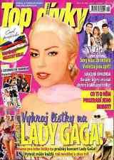 LADY GAGA czech Models Magazine