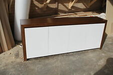 tassie oak hardwood fairmont buffet/sideboard Solid Top Sides High Gloss Doors