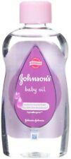 6 x Johnson's Baby Oil 200 ml
