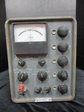 VINTAGE JOHN FLUKE MODEL 803 DIFFERENTIAL DC/AC VOLTMETER UNTESTED POWERS ON