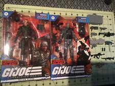 GI JOE Classified Major Bludd - Firefly *LOT* +Xtra Weapons  Cobra Island Target