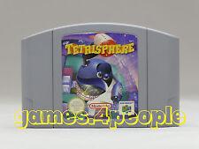 Tetrisphere für den Nintendo 64 / N64 (Tetrissphere)