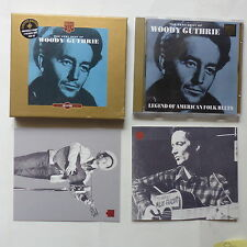 CD Album WOODY GUTHRIE The very best of Collectors Linited edition NUMBERED