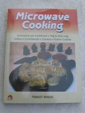 MICROWAVE COOKING Book India