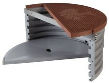 Decovent Brown Crawl Vent Unit Foundation Wells Space Keep Water Critters Out