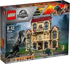 Lego Jurassic World? Indoraptor-verwüstung de Lockwood Anwesens