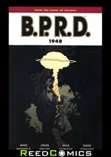 BPRD 1948 GRAPHIC NOVEL New Paperback Collects 5 Part Series