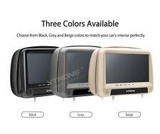 COPPIA MONITOR POGGIATESTA UNIVERSALI XTRONS 9 POLLICI HD USB SD HDMI 3 COLORI