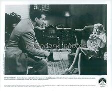 1944 Double Indemnity Printed 1987 Barbara Stanwyck Original Press Photo