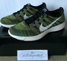 NIKE HTM LUNAR Flyknit MILAN MULTI Sz US9 UK8 618044-064 Fragment NRG SP  2013