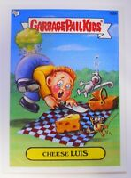 2004 Topps Garbage Pail Kids Series 2 Scratch 'n Stink Card #S2a-Cheese Luis