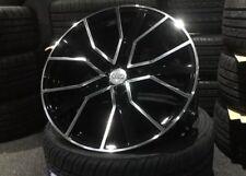 "19"" 2016 Audi RS6 Style Gloss Black alloy wheels & 235/35/19 tyres Audi A3"