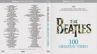 The Beatles Spanning The Years 1962-1970 Greatest 100 Blu-ray 1 Discs Case F/S