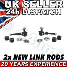 Pour NISSAN TERRANO 2 front anti Roll Bar Drop Link Rods X 2