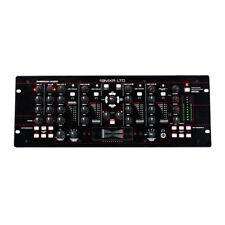 American Audio 19MXR DJ Mixer with USB for Virtual DJ NEW