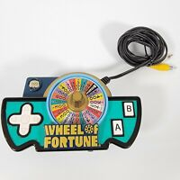 JaKKs Pacific Wheel of Fortune Games Remote Control Edition 1 Plug and Play Game