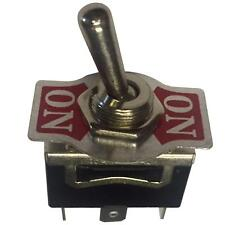 Toggle Switch SPDT 10A 3 Pins
