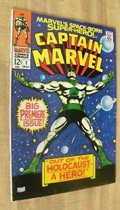 Marvel Captain Marvel 1