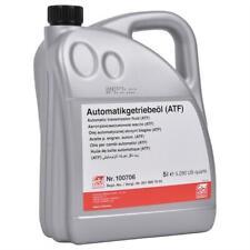 [1l=8.83€] FEBI BILSTEIN 100706 ATF Automatikgetriebeöl blau 5 Liter für MERCEDE