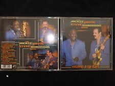 CD THE JACKIE PAYNE / STEVE EDMONSON BAND / PARTNERS IN THE BLUES /