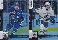 17-18 OPC Henrik Sedin /100 Season Highlights OPEECHEE Canucks 2017