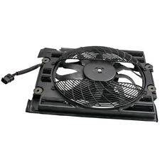 Kondensator Lüfter Klimaventilator for BMW 5er E39 Klimakondensator Radiator A/C