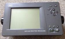 JRC NCR-333 Navtex Receiver Display Only