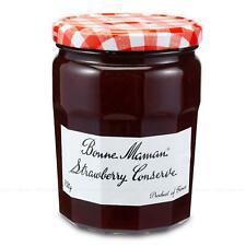 Bonne Maman Strawberry Conserve Breakfast Extra Jam Product of France Jar 750g