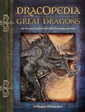 Dracopedia the Great Dragons : An Artist's Field Guide and Drawing Journal, H...