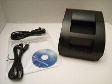 58mm Pos Usb Thermal Receipt Printer Point Of Sale For Cash Register Supermarket