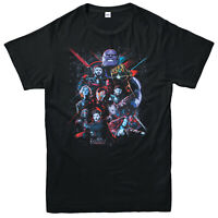 Avengers T-Shirt,Superhero Ironman Thanos Thor Marvel Comics Adventure Gifts Top