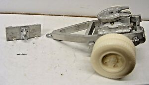Converter Dolly & Hitch For 1/32 Scale & First Gear Trucks by Don Mills Models