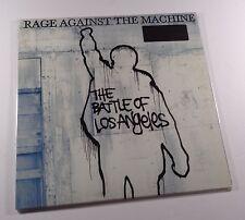 RAGE AGAINST THE MACHINE The Battle Of Los Angeles LP BLACK VINYL *SEALED* mov