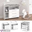 VICCO OSKAR changing unit changing shelf baby furniture sideboard changing table