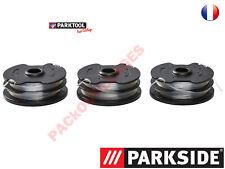 PARKSIDE® 3 Bobines de fil pour coupe-bordures PRTS 5 A1