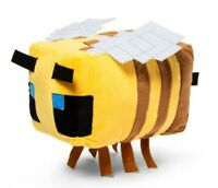 "Minecraft Bee Pillow Buddy Plush 12"" NEW 2020"