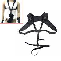 Tactical Harness Rifle Sling Hanging Shoulder Gun Strap System Adjustable