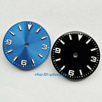 29mm Sterile Watch Dial Fit ETA 2824/2836,2813/3804,Miyota 82series movement