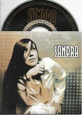 SANDRA - Beautiful life CD SINGLE 1TR EUROVISION 2003 NETHERLANDS Europop RARE!