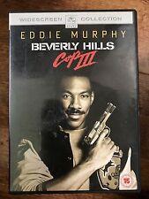 Eddie Murphy BEVERLY HILLS COP III 3 John Landis 1994 Action Comédie GB DVD