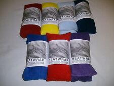 Heatpack. Microwaveable/Freezable. Un-scented Wheat bag - various colours