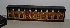 Fragonard Parfum Flacons-10 Bottle Miniature Set-New in box