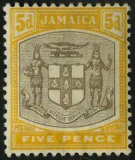 Jamaica   1907   Scott # 41  Mint Lightly Hinged