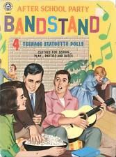 VINTAGE 1958 BANDSTAND PAPER Dolls HD LASER Repro Hi Qual LO PRICE TOP SELLER