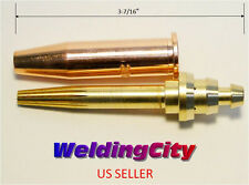 WeldingCity Propane Natural Gas Cutting Tip 261-2 Size 2 Airco Torch |US Seller